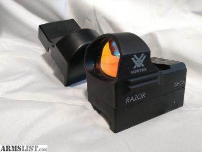 For Sale: Vortex Razor