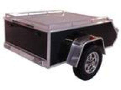 2018 Aluma AE46 All-Purpose Enclosed Trailer