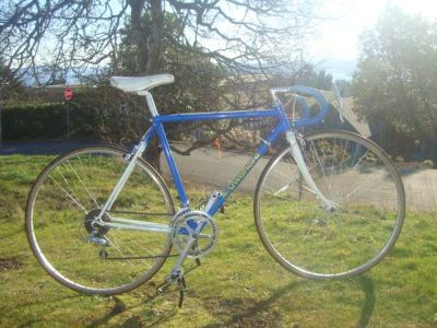 GORGEOUS  Kuwahara Newport Light Weight Road Bicycle