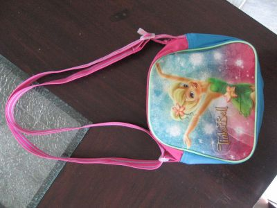 Like new tinkerbell purse