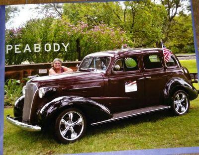 1937 Chevrolet Sedan Street Rod