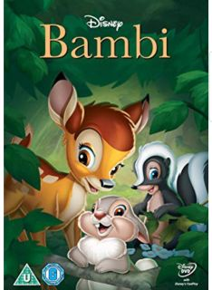 Looking for the bambi dvd