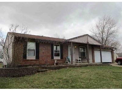 3 Bed 1 Bath Foreclosure Property in Arnold, MO 63010 - Wellington Way