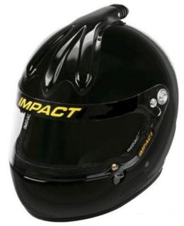 Sell IMPACT RACING 17699310 SS AIR HELMET SMALL BLACK motorcycle in Moline, Illinois, US, for US $434.99