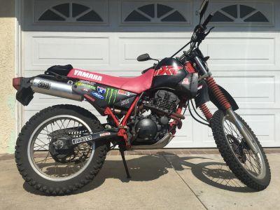 1989 Yamaha XT350