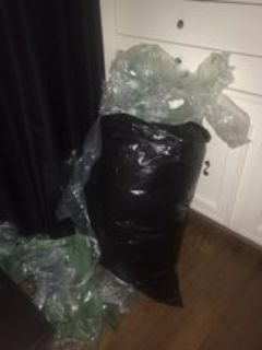*FREE* Packing Materials Air Bags / Pillows