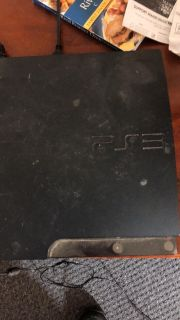 PS3 Sony Console