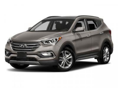 2018 Hyundai Santa Fe Sport 2.0T (Pearl White)