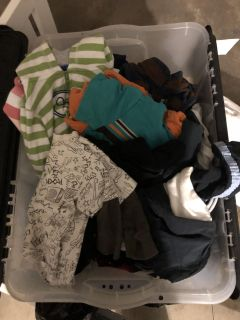 FREE - Baby and Toddler Clothes