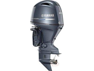 2016 Yamaha F115XB 4-Stroke Outboard Motors Newberry, SC