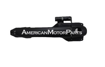 Sell Depo Left Side Replacement Primed Black Outside-Front Door Handle Toyota Lexus motorcycle in Ontario, California, US, for US $15.13