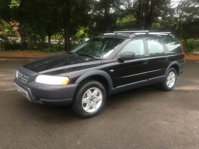 2005 Volvo XC70 Base (Black)