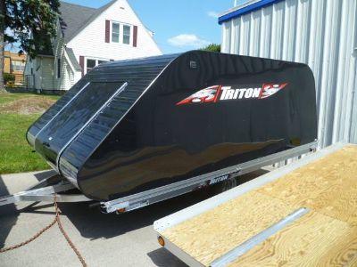 2018 Triton Trailers XT12-101 SQ Trail/Touring Sport Utility Trailers Union Grove, WI