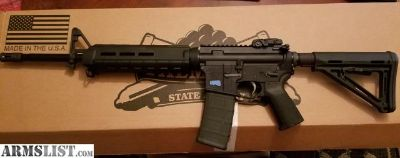 For Sale/Trade: /// UNFIRED AR15 WITH MAGPUL ///