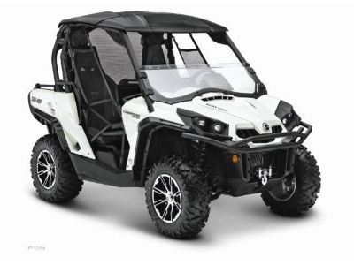 2013 Can-Am Commander Limited 1000 Utility SxS Escanaba, MI