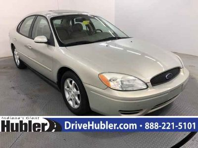 Used 2007 Ford Taurus 4dr Sdn