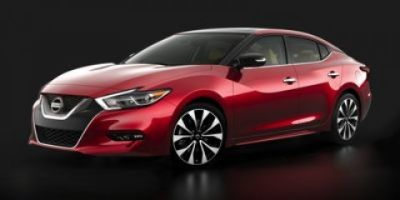 2017 Nissan Maxima SL (Coulis Red)