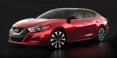 2017 Nissan Maxima Platinum (Pearl White)