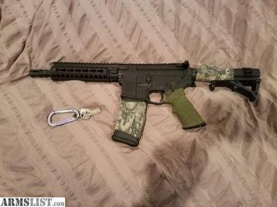 For Sale: AR15 Pistol