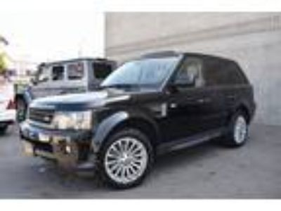 Used 2011 Land Rover Range Rover Sport None, 76.8K miles