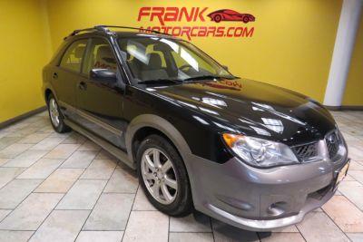 2006 Subaru Impreza Outback Sport (Obsidian Black/Steel Gray)
