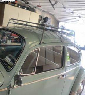 Original Volkswagen Beetle Luggage Roof Rack