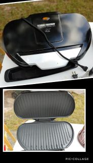 Double George Foreman Grill