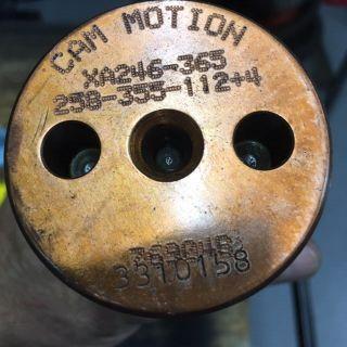 LSX LS3 LS7 Cam Motion hydraulic roller camshaft