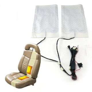 Buy Carbon Fiber Heated Seat Kit with Switch and Plug-and-Play Harnesspower seat hea motorcycle in Portland, Oregon, United States, for US $32.38