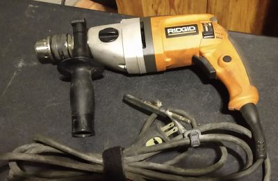 Rigid 9amp Electric Drill