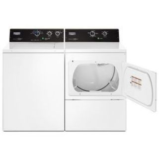 Maytag Commercial Washer and Dryer Set / Pair 5 Year Warranty