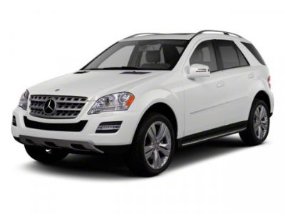 2010 Mercedes-Benz M-Class ML350 4MATIC (Steel Gray Metallic)