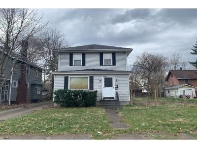 3 Bed 1 Bath Preforeclosure Property in Warren, OH 44483 - Forest St NE