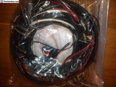 1964 Only Bus Wiring Harness