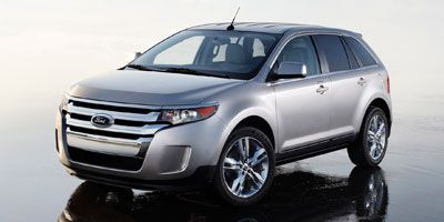 2013 Ford Edge Limited (White Platinum Tri-Coat Metallic)