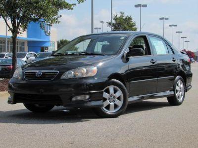 2008 Toyota Corolla CE (Black Sand Pearl)
