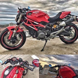 2014 Ducati MONSTER 696