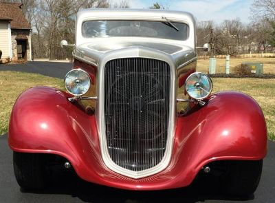 ###1934 Chevrolet Outlaw Sedan ###