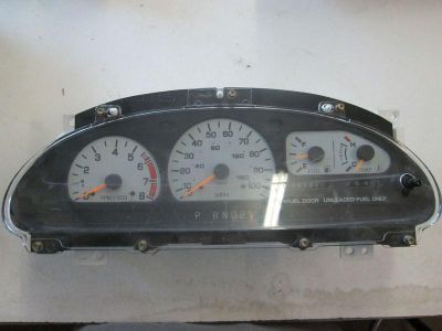 Find SPEEDOMETER CLUSTER CHRYSLER TOWN & COUNTRY 2005 motorcycle in Harmony, Pennsylvania, US, for US $50.00