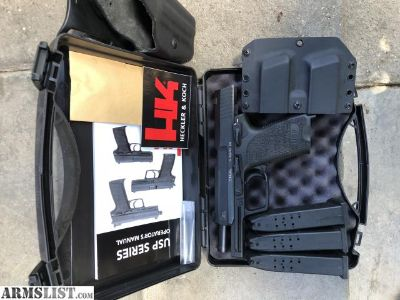 For Sale: HK USP 9mm