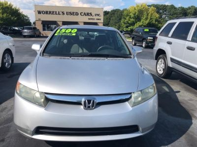2006 Honda Civic EX (Grey)