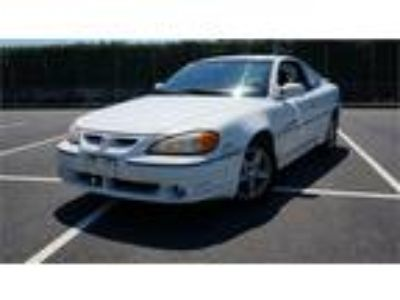 2001 Pontiac Grand Am RAM AIR