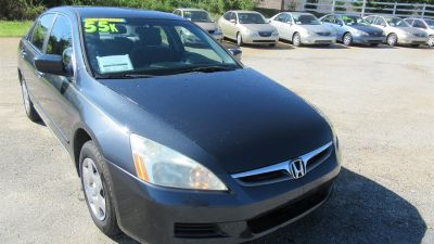 2007 Honda Accord LX (Grey)