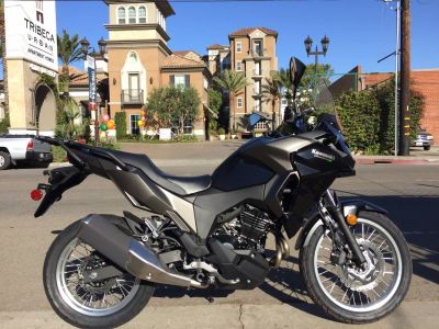 2018 Kawasaki Versys-X 300 ABS Sport Motorcycles Marina Del Rey, CA