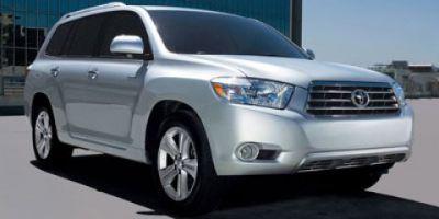2009 Toyota Highlander Limited (Gray)