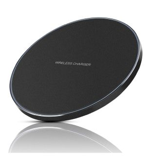 Black Wireless Charger New