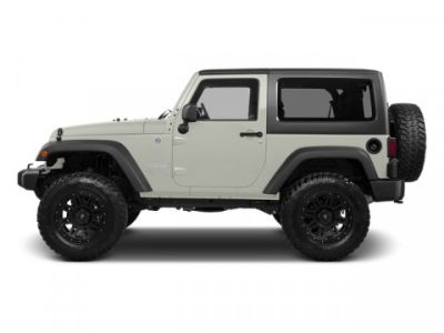 2013 Jeep Wrangler Sahara (Bright White)