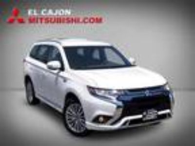 new 2019 Mitsubishi Outlander PHEV for sale.