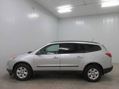 Used 2011 Chevrolet Traverse FWD 4dr