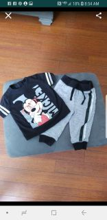 Disney Mickey outfit